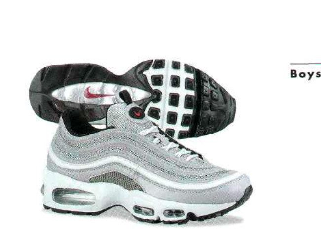 competitive price 846d8 f8a2f Nike Air Max 97 Kids