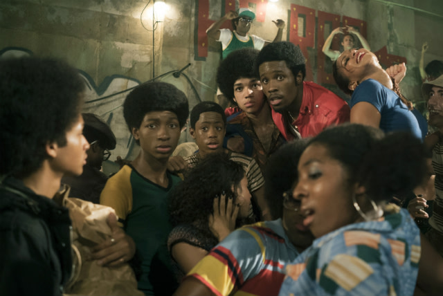 A scene from 'The Get Down.'