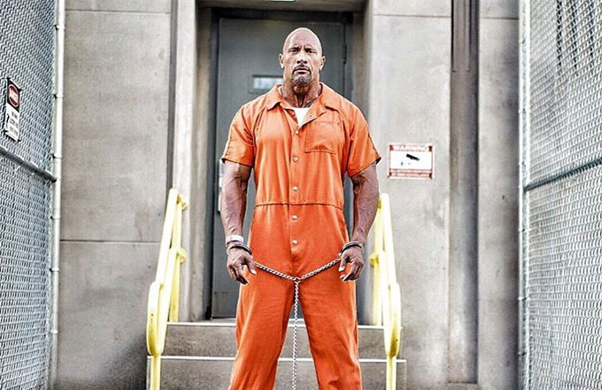 The Rock Fast 8