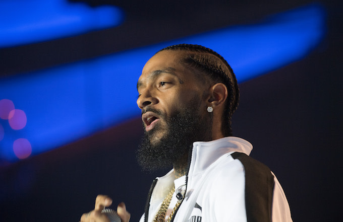 One Person Shot at a Nipsey Hussle Album Release Party in