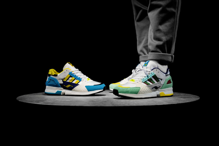 the latest 2636c 5adac Overkill x Adidas ZX 10000 Release Date | Complex