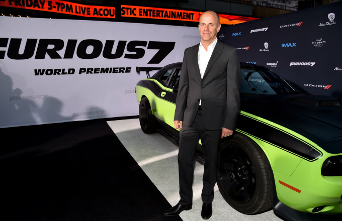 "Producer Neal H. Moritz attends Universal Pictures' ""Furious 7"""