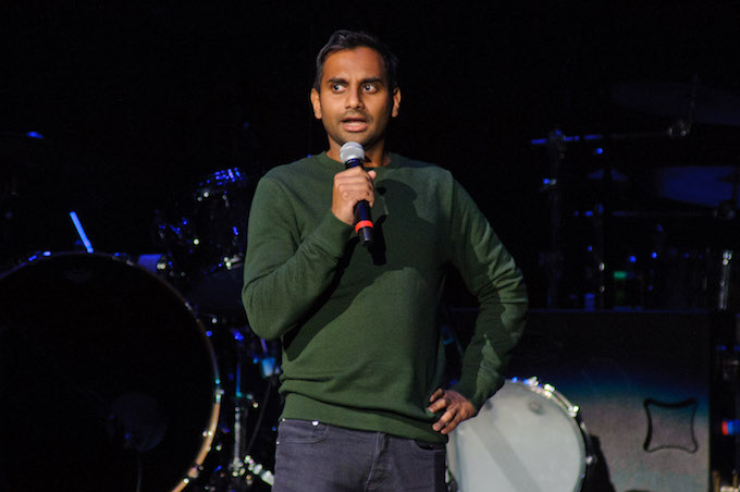 Aziz in Chicago