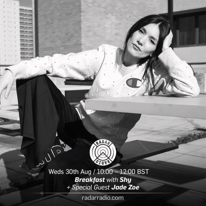 Complex AU host Jade Zoe shares Australian hip-hop on the UK's Radar Radio