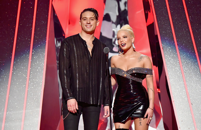 g-eazy-halsey-on-stage