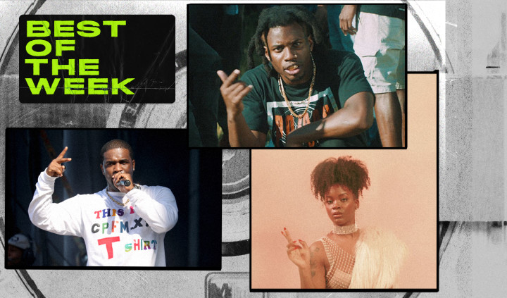 Best New Music This Week: Denzel Curry, ASAP Ferg, Ari Lennox, and