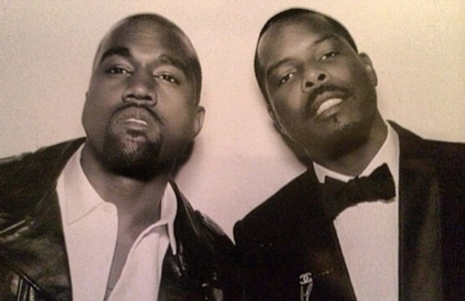 kanye and tracey mills