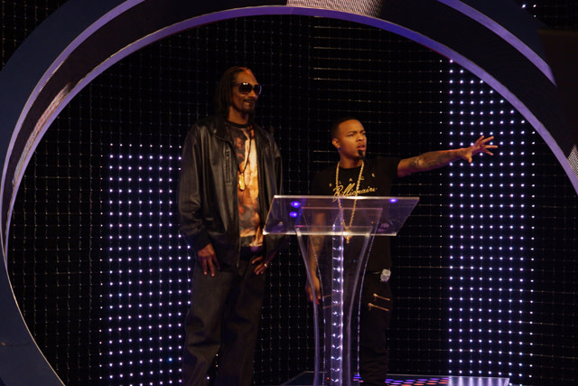 Snoop Dogg and Bow Wow, BET Hip Hop Awards 2013 Nominees Announcement
