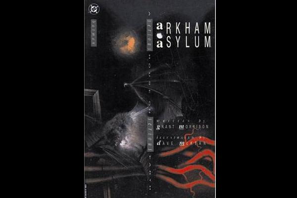 best-dc-comics-arkham-asylum