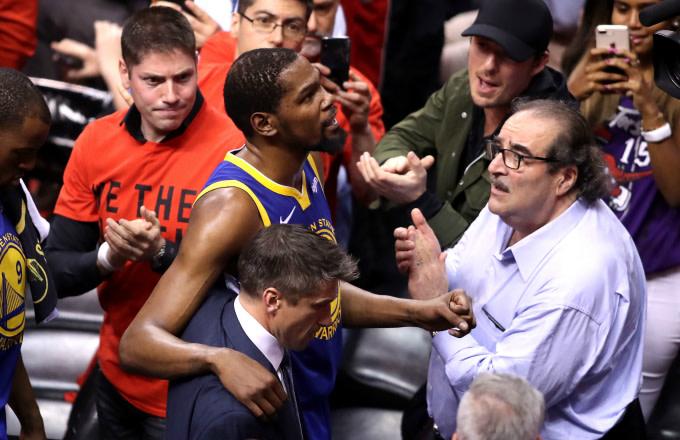 一暴龍球迷致信KD:代表加拿大球迷向你道歉  祝你盡快康復!-Haters-黑特籃球NBA新聞影音圖片分享社區