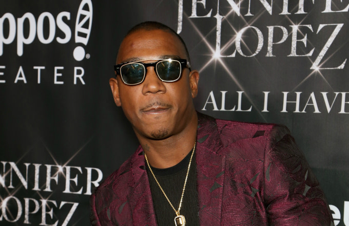 Rapper Ja Rule attends the after party