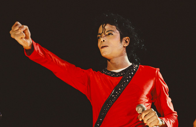 Enjoy This Incredible Thread Dedicated to Michael Jackson's Red