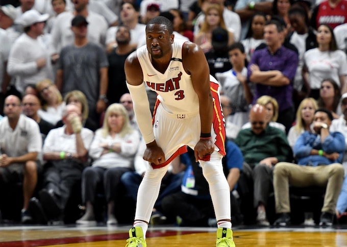 Dwyane Wade's 16-Year-Old Son Holds His Own Against NBA Players