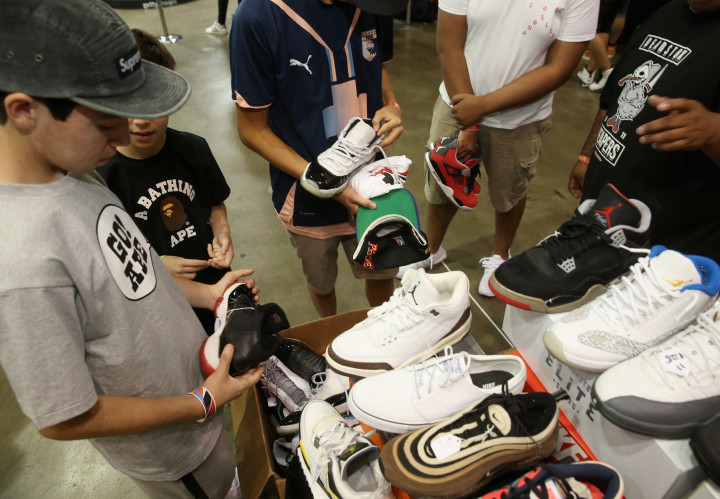 4876234fa0d You Can't Buy Respect in Sneaker Culture | Complex