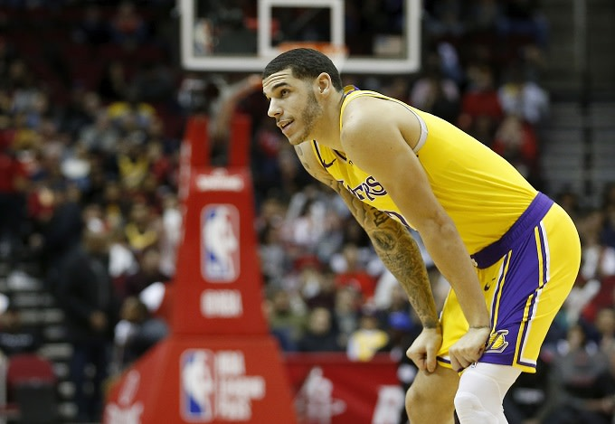 eeaf417b Lonzo Ball Seems Excited About Being Traded to New Orleans | Complex