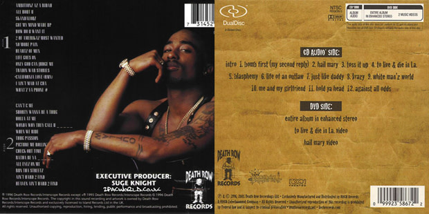 """End of Discussion: Why 2Pac's """"The Don Killuminati: The 7"""