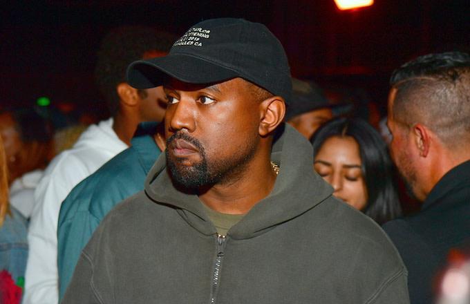 Kanye in California