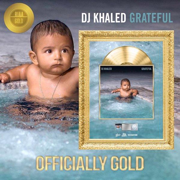 Grateful gold