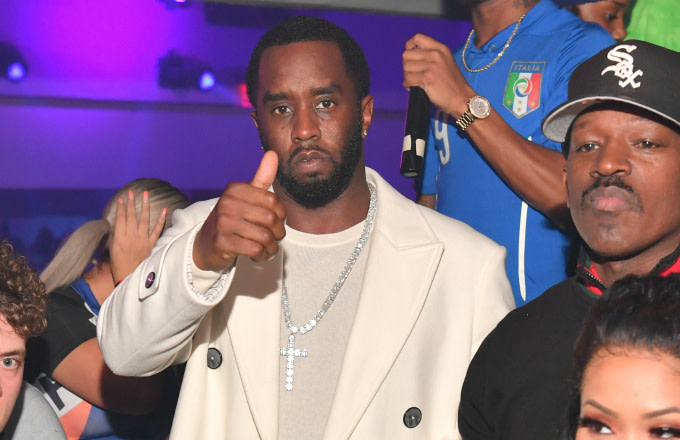 Diddy attends The Official Big Game Take over Hosted by Diddy+Jeezy+Future