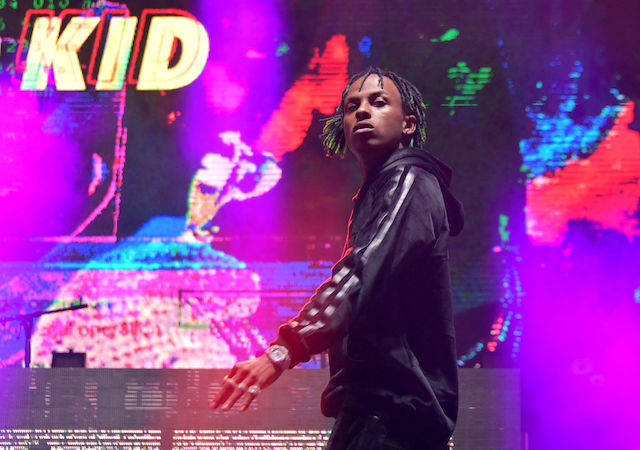This is a picture of Rich the Kid.