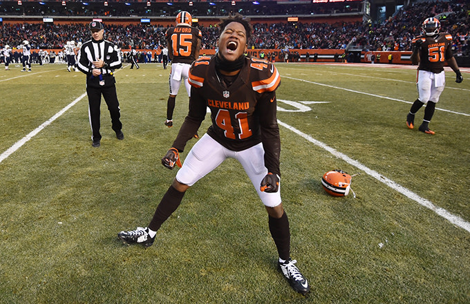 d1537a99ebf The Browns Finally Won a Game and the Internet Celebrated | Complex