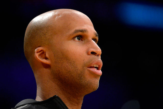 This is a picture of Richard Jefferson.
