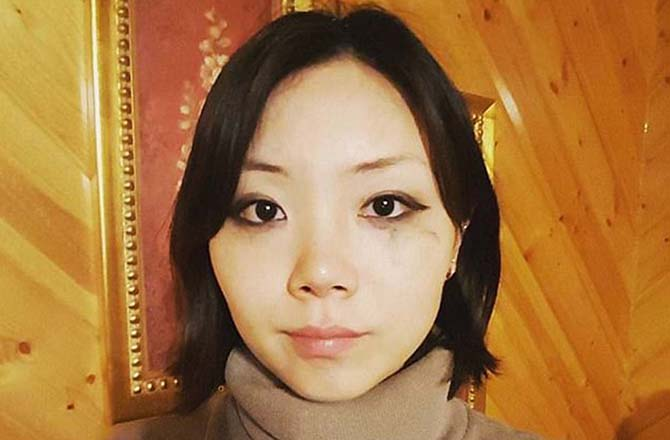 This is a photo of Dyne Suh