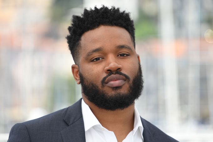 Ryan Coogler in France