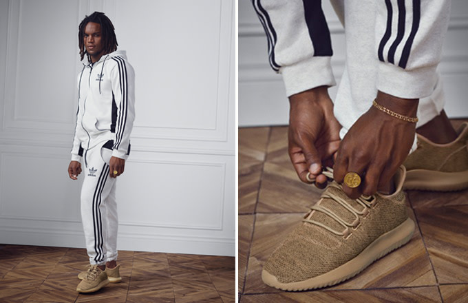 Renato Sanches Fronts the New adidas Tubular Shadow