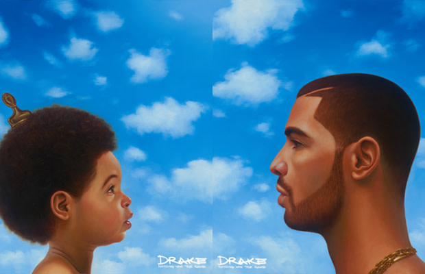 "Here's the Album Art for Drake's ""Nothing Was The Same"""