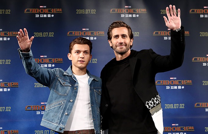 Tom Holland and the GOAT