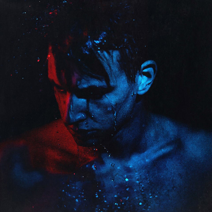 Madeaux 'Burn' album cover