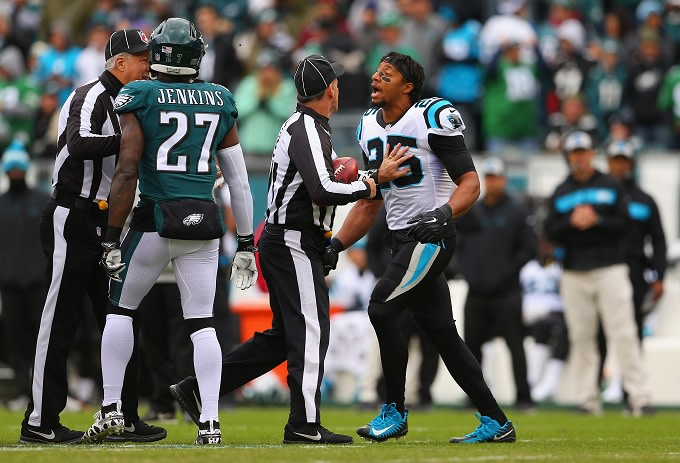 0b14d84cf17 Malcolm Jenkins and Eric Reid Separated Ahead of Panthers-Eagles Game