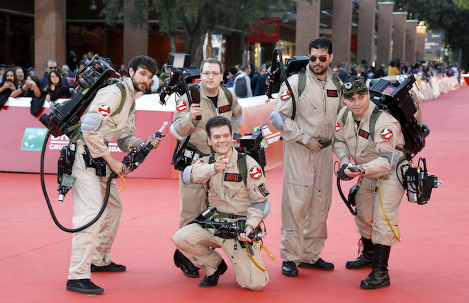 Original 'Ghostbusters' Cast Reportedly Returning for 2020 Sequel