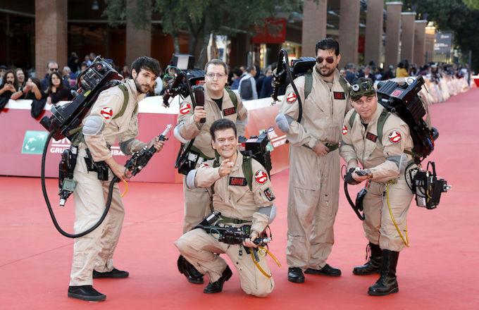 Ghostbusters OG squad