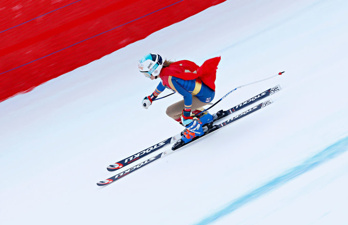 Audi FIS Alpine Ski World Cup  Women's Downhill