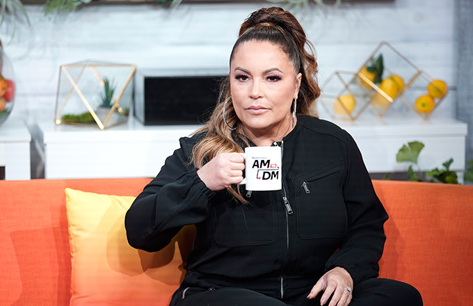 Image result for angie martinez car accident