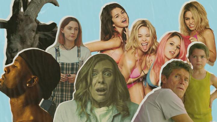 Best A24 Films
