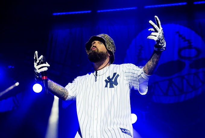 Insane Clown Posse's Shaggy 2 Dope Tried To Dropkick Fred Durst
