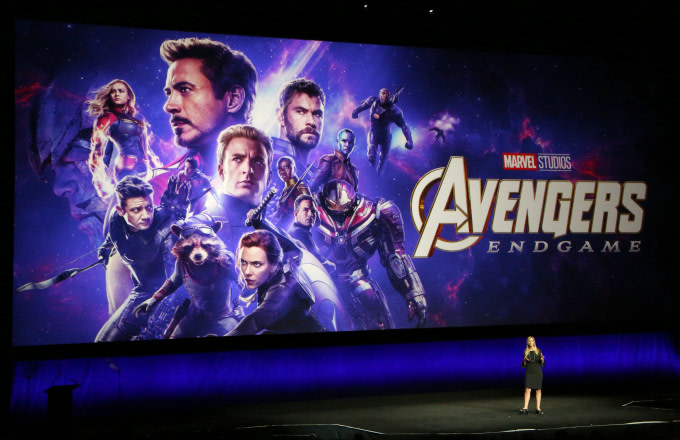 """Cathleen Taff talks about the upcoming movie """"Avengers: Endgame"""""""