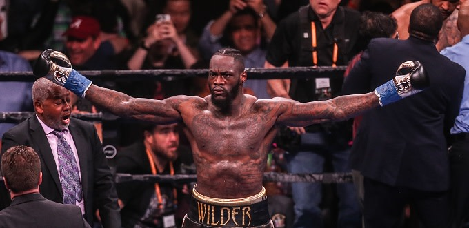 Deontay Wilder Thinks Anthony ...