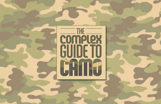 The Complex Guide To Camo