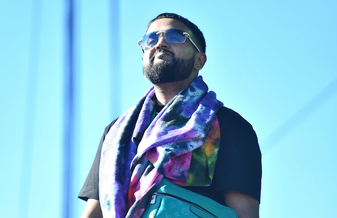 NAV performs at 2019 Coachella Valley Music and Arts Festival.