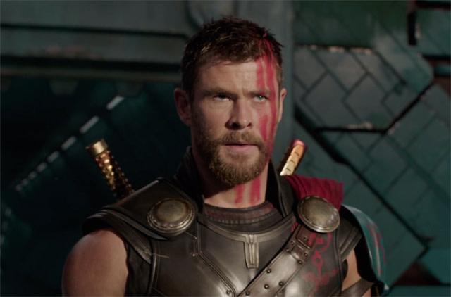 Thor in 'Thor: Ragnarok'