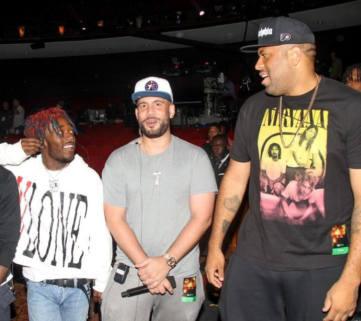 Lil Uzi Vert, DJ Drama, and Don Cannon