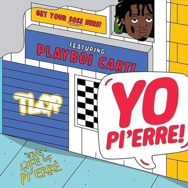 """Pi'erre Bourne x Playboi Carti """"Yo Pi'erre"""""""