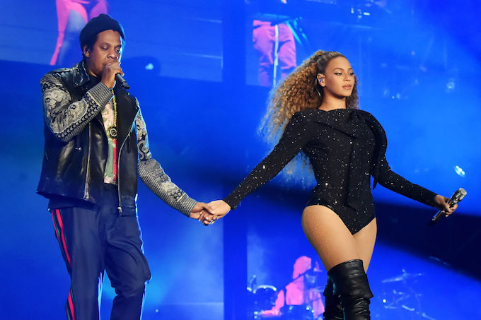 Image result for pictures of Beyonce with Yemi Alade and Mr. Eazi