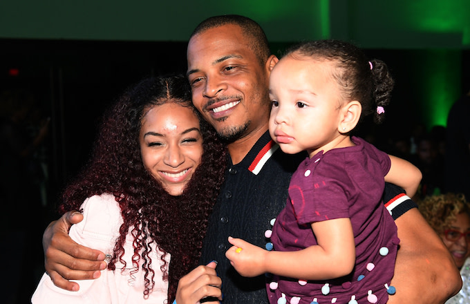 TI with daughters