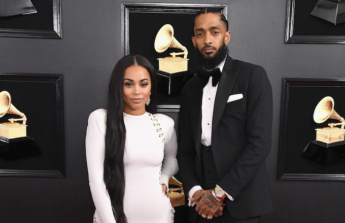 Lauren London Mourns Nipsey Hussle's Death: 'I'm Lost