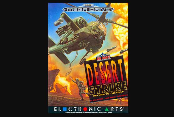 best-sega-genesis-desert-strike